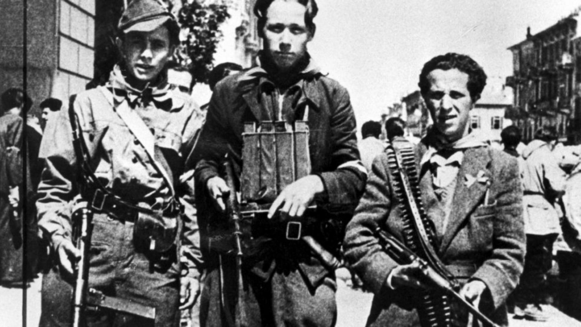 La guerra obbligata dei Partigiani