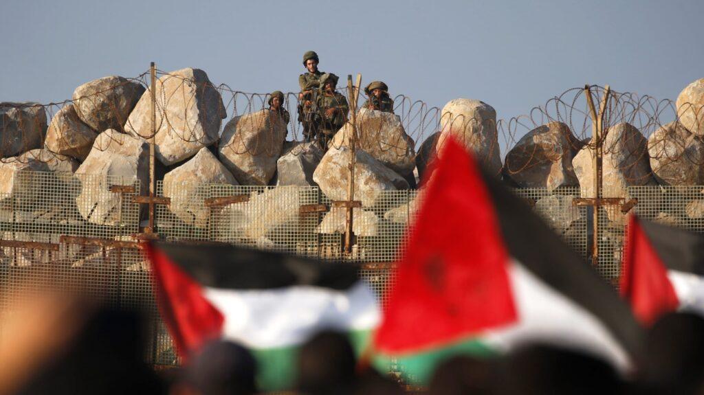 Il colonialismo d'insediamento in Palestina