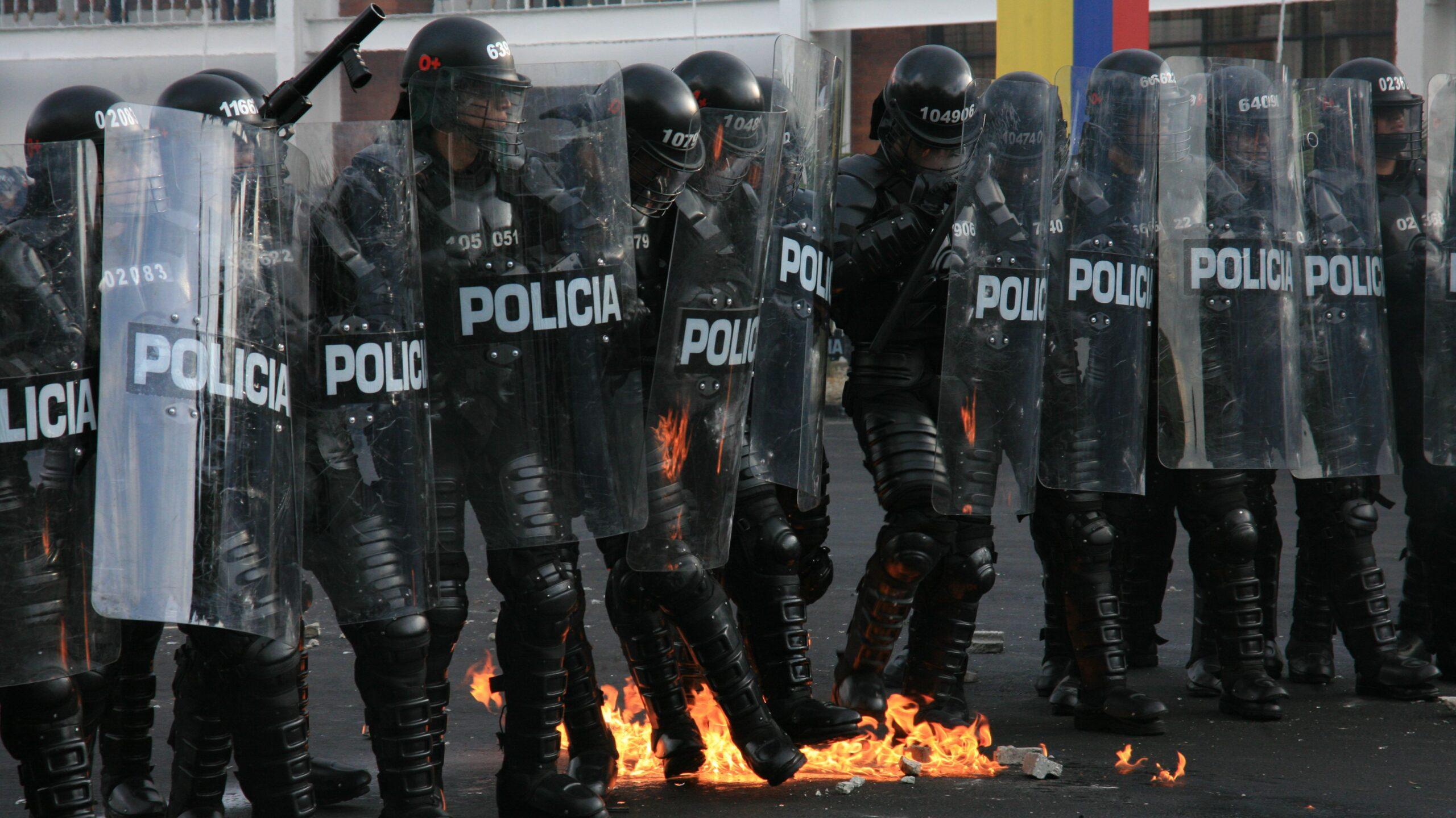 In Colombia la violenza della polizia è fuori controllo