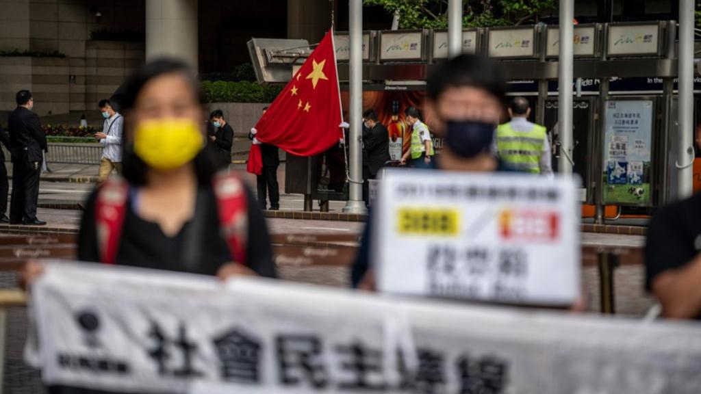 Hong Kong cancella la storia del movimento democratico