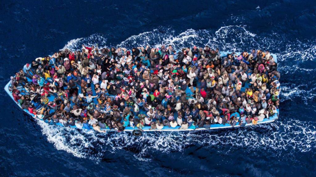 Il tempo sospeso dei migranti durante la pandemia