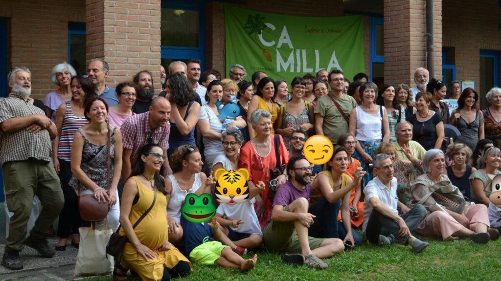 Camilla, emporio di comunità