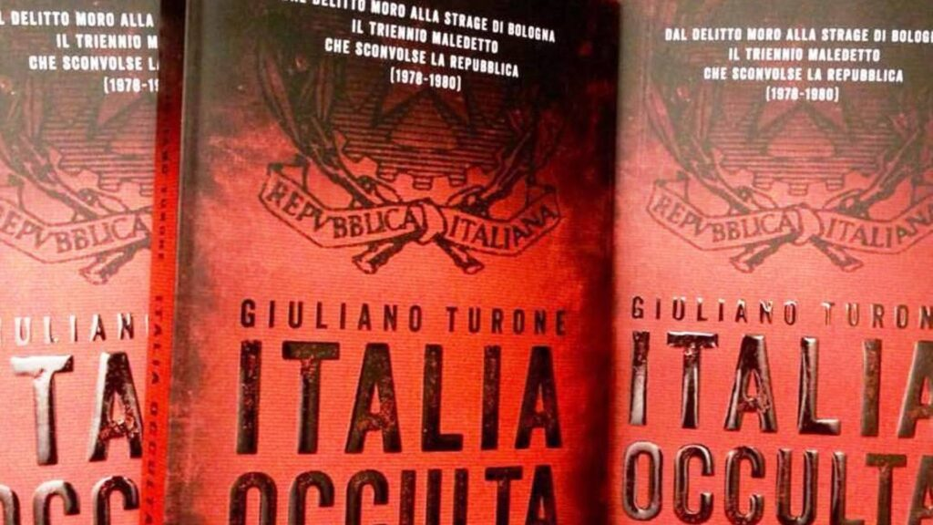 """Una nuova edizione di """"Italia occulta"""" di Giuliano Turone"""