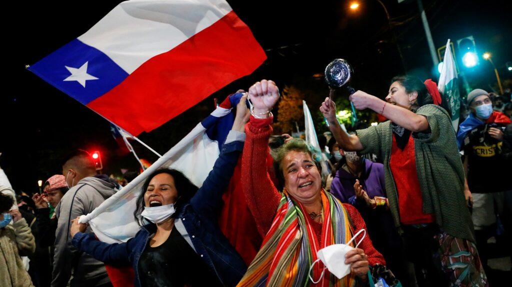 In Cile, il 4 luglio 2021, si é avuta una giornata storica