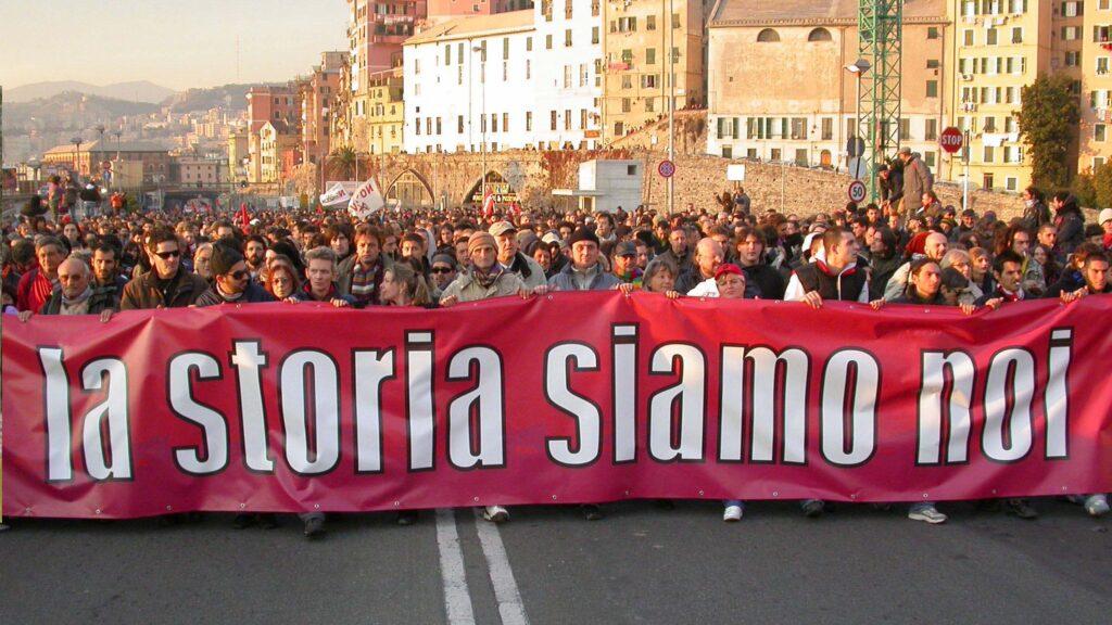 Genova non fu la fine dei movimenti
