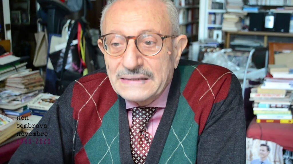 Il professor Nino Ferraiuolo