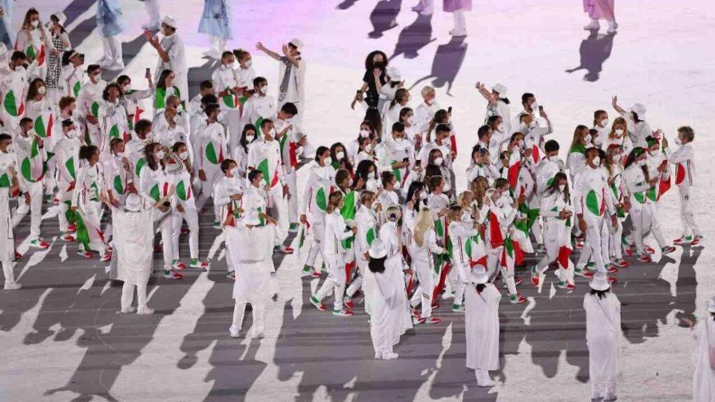 L'Italia diversa, multietnica e cosmopolita che trionfa a Tokyo