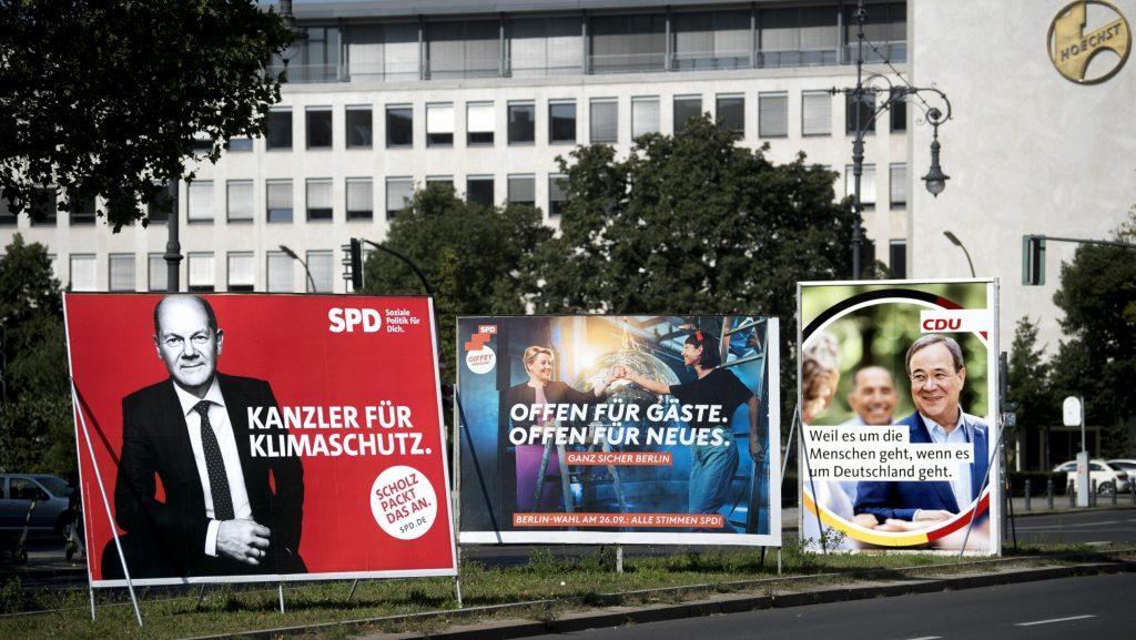 Germania, un cambiamento senza bussola