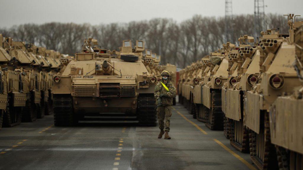 I pericoli militari del tramonto dell'egemonia americana